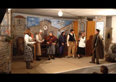 Teatro y comida Semana Santa – 26/03/2016