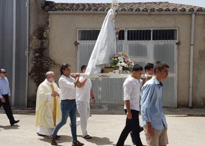 Fiestas Virgen de Las Nieves 2018